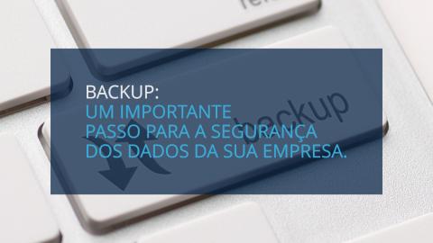 [E-BOOK] Backup: garanta a segurança dos dados da sua empresa