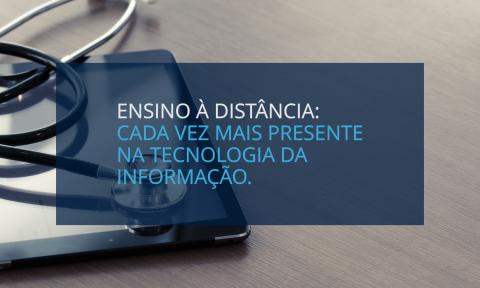 Ensino a distância a favor da Tecnologia da Informação